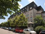 Apartmetn Bor - street view