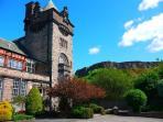 Old School Tower @ Holyrood