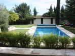 La piscine de 10X5 m