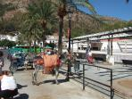 Views from Mijas (daily trips from Benalmadena)