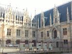 Le Palais de Justince de Rouen