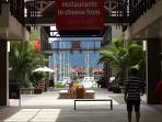 Shopping Mall on Eden Island