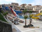 Aqua Park with Water Slides