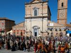 Servigliano - the annual Palio festival