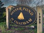 Oyster Pond at Chatham