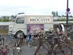 Vintage Velo Festival in Saumur