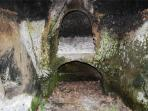 old oven in Etruscan cave