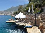 Private Beach Club facilities available!