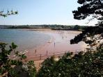 The best beach for miles around - Goodrington Sands and the headland
