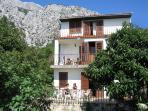 Villa St Elias is a modern 5 bedroom, 3 bathroom villa with sea views on Croatia's Dalmatian coast.