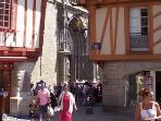 Medieval Vannes