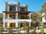 Villa Serene  with own pool