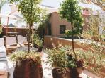 Marrakech Riad sun terrace