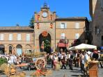 Canestrelle Harvest Festival in Amandola