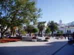 Old Town Square, Albufeira.