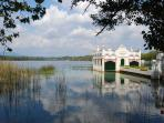 Banyoles Lake was host to Barcelona Olympics - 15 mins in car