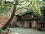 Bergerac - cloisters.