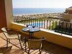Los Cisnes beachfront apartment