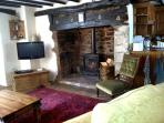 Inglenook Fireplace Lounge
