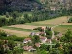 Neighboring hamlet