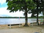 Lac de Bel Air at Priziac