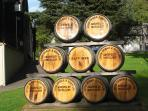 Dewars Distillery - Aberfeldy