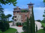 Castello della Gaeta, foto turistica
