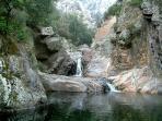 A quelques km Les gorges d'Héric : Au lieu naturel