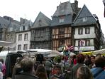 Market at LANNION