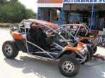 Why not hire a beach buggy?