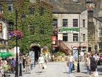 Hebden Bridge market town is about 15 minutes drive. Take the scenic route over the hilltops!