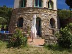 Sant`Andrea - kleine Turmwohnung