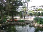 The famous Puerto Banus