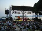 Come for the Jazz Festival at Juan-les-Pins