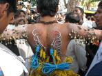 Thaipusam festival. Febuary