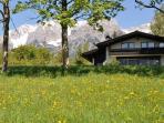 Country House Blaubeer in Summer Dachstein