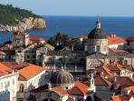 Old town in Dubrovnik