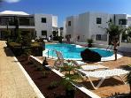 Pelicanos Club Pool area
