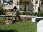 Playground in residence parc