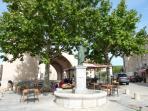 Montpeyroux Village Square