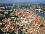 Arles à 45 minutes