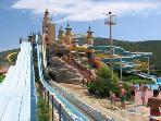 Atlantis Waterpark in Altinkum