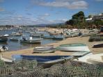 Alvor Fishing Port