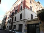 Building Via della Luce No. 37: a magnificent example of architecture Trastevere 1930