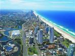 Gold Coast Coastline- Broadbeach