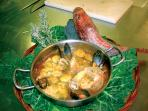 Mediterranean gastronomy is popular in the world, come try it
