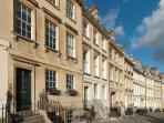 Rennie House Walcot  Parade Bath