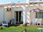 Montesol Villa with private garden