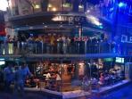 Hugos Lounge.. 5 minutes away