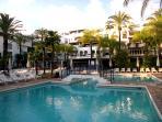Outdoor Swimming Pool/Sun Bathing Area